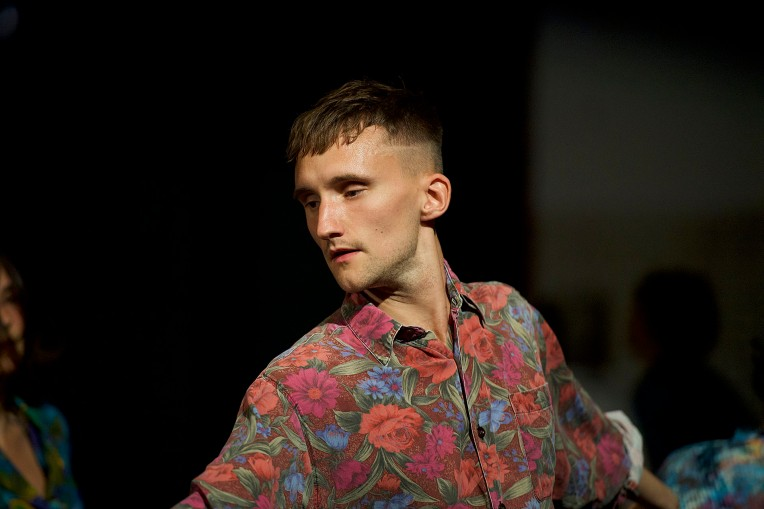 Open Spaces/Sommer Tanz 2018 , Dance : Ivan Björn Ekemark