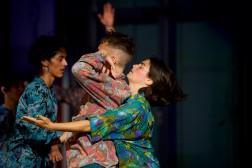 Open Spaces/Sommer Tanz 2018 , Dance : Sunayana  Shetty , Ivan Björn Ekemark & Anna Fitoussi (v.l.n.r.)