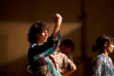 Open Spaces/Sommer Tanz 2018 , Dance : Sunayana  Shetty , Johanna Ackva , Ivan Björn Ekemark & Forough Fami (v.l.n.r.)