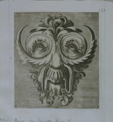 grotesque mask_floris8